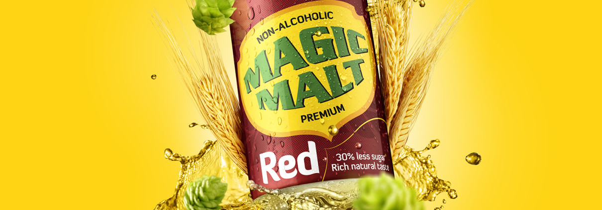 Magic Red Malt